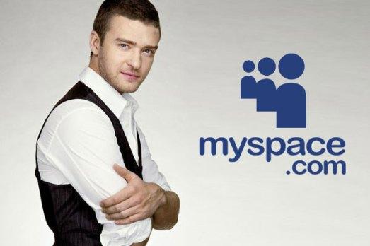 Justin Timberlake - MySpace