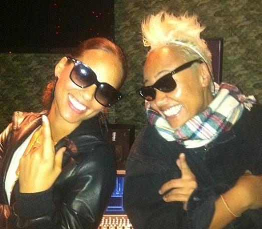 Alicia Keys, Emeli Sandé