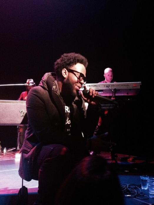 Dwele @ MC Theater