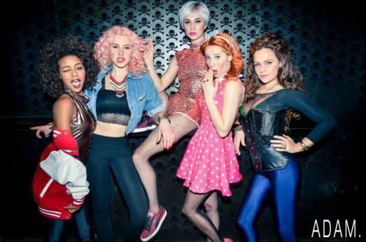 ADAM girlband