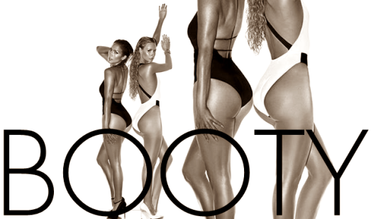 Jennifer Lopez, Iggy Azalea - Booty