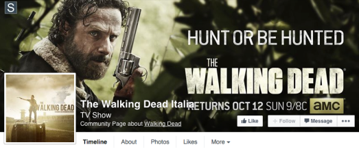 The Walking Dead Italia