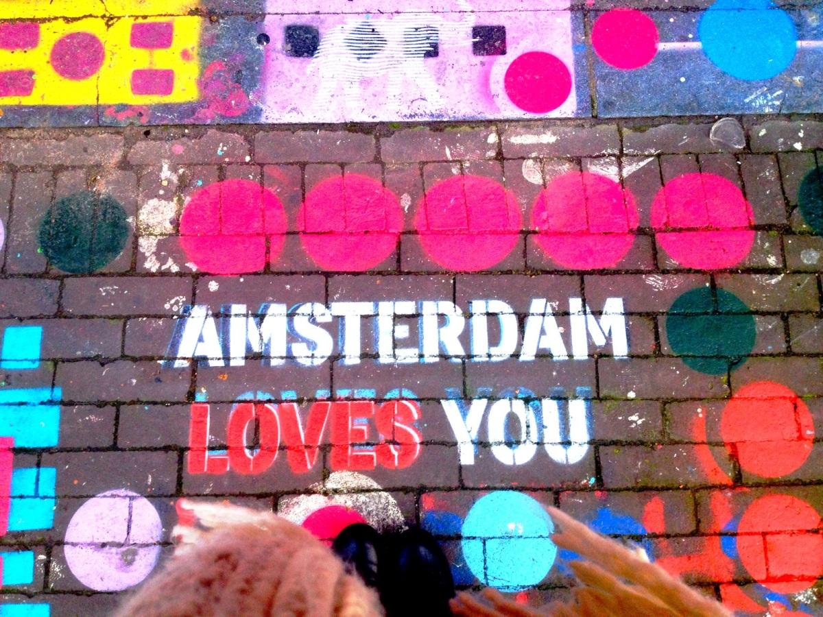 I Migliori Graffiti di Amsterdam (Colonna Sonora Inclusa)
